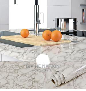 Wallpaper Oil-Proof Waterproof Kitchen Cabinets Wall Sticker | Home Accessories for sale in Lagos State, Lagos Island (Eko)