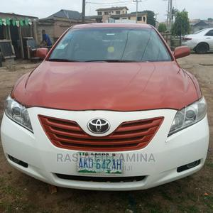 Toyota Camry 2008 2.4 LE Red   Cars for sale in Lagos State, Ejigbo