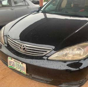 Toyota Camry 2003 Black | Cars for sale in Delta State, Oshimili South