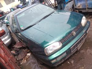 Volkswagen Golf 1999 1.4 Variant Blue | Cars for sale in Lagos State, Isolo