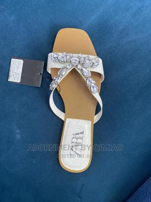 Zara Stoned Slippers   Shoes for sale in Lagos State, Ajah