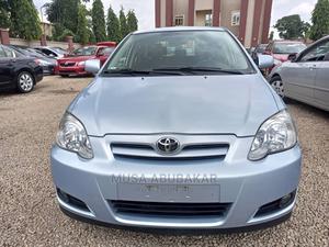 Toyota Corolla 2005 Sedan Automatic Blue | Cars for sale in Kaduna State, Kaduna / Kaduna State