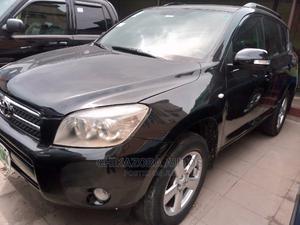 Toyota RAV4 2008 2.0 VVT-i Black | Cars for sale in Lagos State, Ikeja