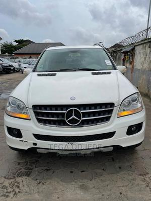 Mercedes-Benz M Class 2008 ML 350 4Matic White | Cars for sale in Lagos State, Amuwo-Odofin