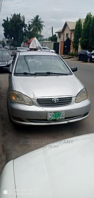 Toyota Corolla 2007 CE Silver | Cars for sale in Lagos State, Ikeja