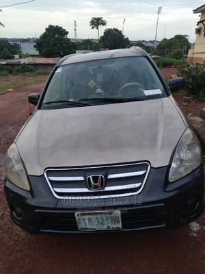 Honda CR-V 2006 LX 4WD Automatic Gold | Cars for sale in Abia State, Umuahia