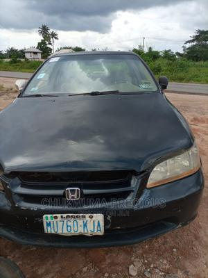 Honda Accord 2002 Coupe EX V6 Green   Cars for sale in Delta State, Ika South