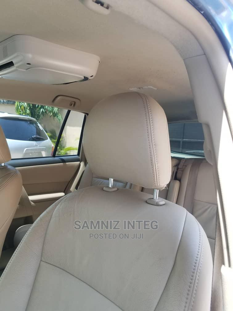 Toyota Highlander 2008 Limited Blue | Cars for sale in Amuwo-Odofin, Lagos State, Nigeria