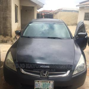 Honda Accord 2007 2.4 Type S Gray   Cars for sale in Ondo State, Akure