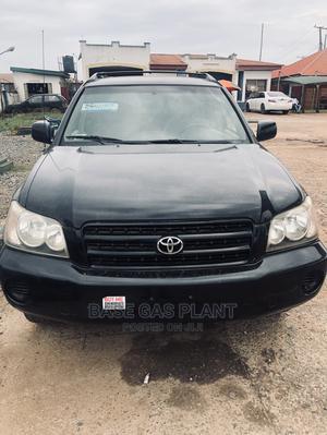 Toyota Highlander 2003 V6 FWD Black   Cars for sale in Oyo State, Ibadan