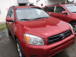 Toyota RAV4 2008 2.0 VVT-i Red | Cars for sale in Lagos State, Apapa
