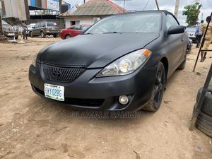 Toyota Solara 2006 3.3 Coupe Black | Cars for sale in Lagos State, Ifako-Ijaiye
