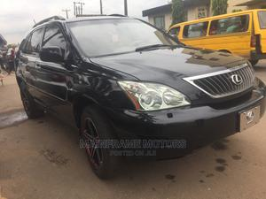 Lexus RX 2007 350 4x4 Black | Cars for sale in Lagos State, Ikeja