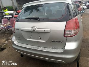 Toyota Matrix 2003 Silver | Cars for sale in Lagos State, Ikeja
