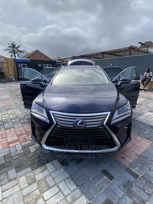 Lexus RX 2017 350 FWD Blue | Cars for sale in Lagos State, Lekki