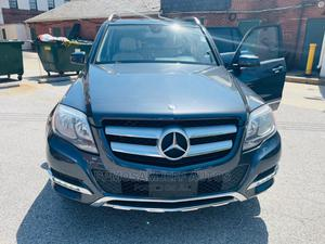 Mercedes-Benz GLK-Class 2013 350 4MATIC Gray   Cars for sale in Lagos State, Surulere