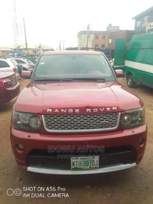 Land Rover Range Rover 2010 Red | Cars for sale in Lagos State, Ejigbo