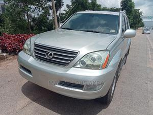 Lexus GX 2005 470 Sport Utility Silver | Cars for sale in Abuja (FCT) State, Central Business District