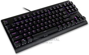 Gaming Mechanical Keyboard RGB Z-77 Multicolor LED Backlit | Computer Accessories  for sale in Lagos State, Ikeja