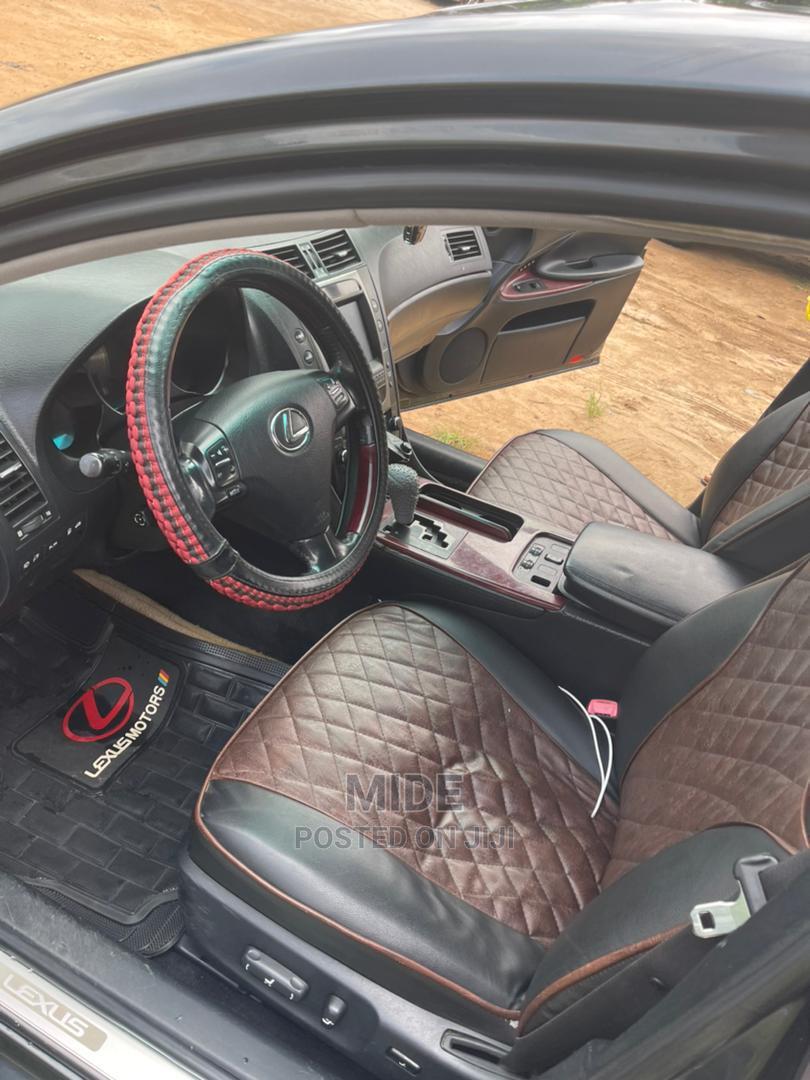 Lexus GS 2006 300 AWD Gray   Cars for sale in Osogbo, Osun State, Nigeria