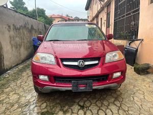 Acura MDX 2005 Red | Cars for sale in Lagos State, Ifako-Ijaiye