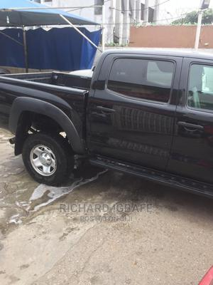 Toyota Tacoma 2011 Double Cab V6 Automatic Gray | Cars for sale in Lagos State, Surulere