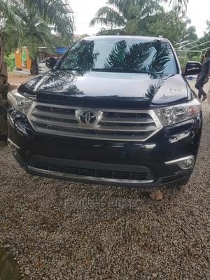 Toyota Highlander 2011 Limited Black   Cars for sale in Abuja (FCT) State, Jabi