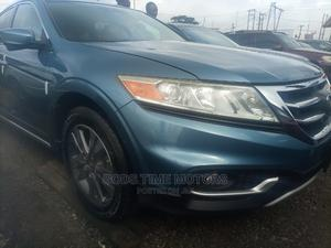 Honda Accord Crosstour 2011 EX-L AWD Blue | Cars for sale in Lagos State, Apapa
