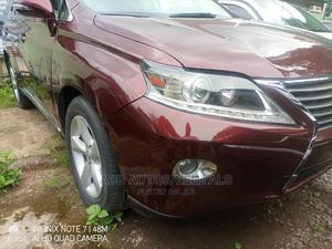 Lexus RX 2014 350 AWD Red   Cars for sale in Abuja (FCT) State, Central Business District