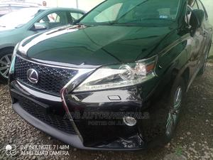 Lexus RX 2013 350 AWD Black | Cars for sale in Abuja (FCT) State, Central Business District