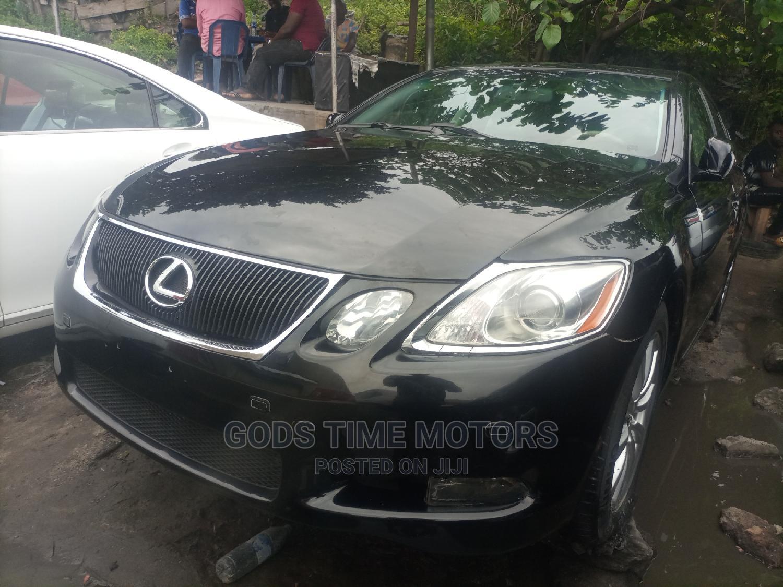 Lexus GS 2009 350 Black