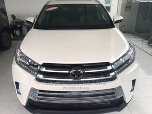 Toyota Highlander 2018 XLE 4x2 V6 (3.5L 6cyl 8A) White | Cars for sale in Lagos State, Ajah