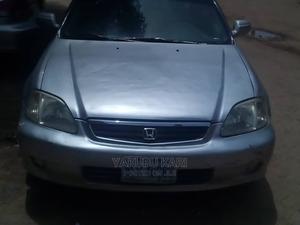 Honda Civic 2000 Silver | Cars for sale in Kano State, Kano Municipal