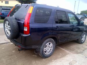 Honda CR-V 2004 Blue   Cars for sale in Lagos State, Apapa