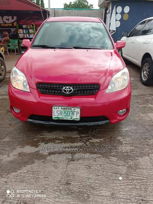 Toyota Matrix 2005 Red | Cars for sale in Oyo State, Ibadan