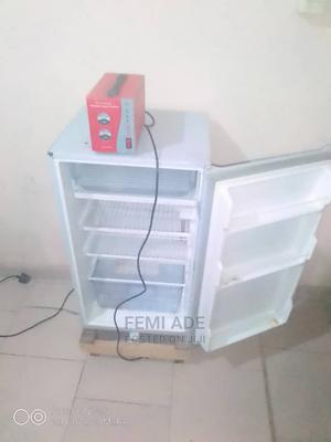 Refrigerator and 1,000W Stabilizer for Sale at Giveaway | Kitchen Appliances for sale in Osun State, Osogbo
