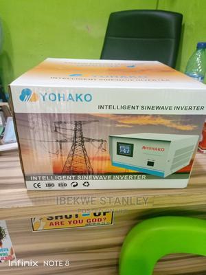 Yohako Inverter 1kva Intelligent   Solar Energy for sale in Lagos State, Ajah
