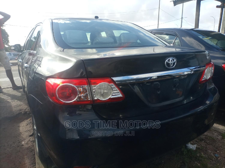 Toyota Corolla 2012 Black   Cars for sale in Apapa, Lagos State, Nigeria