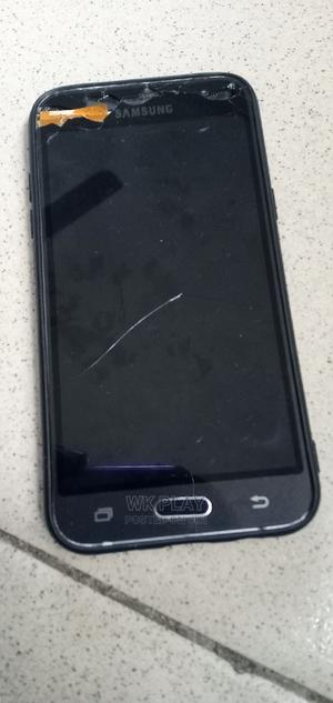 Samsung Galaxy J3 8 GB Black | Mobile Phones for sale in Rivers State, Port-Harcourt
