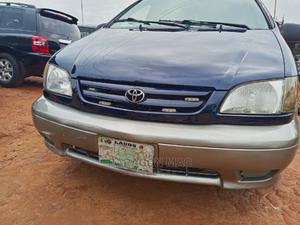 Toyota Sienna 2002 LE Blue | Cars for sale in Lagos State, Amuwo-Odofin