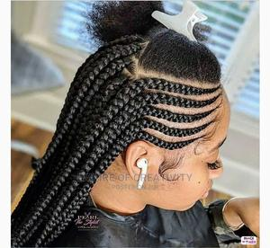 Braids And Nails Studio   Health & Beauty Services for sale in Lagos State, Surulere