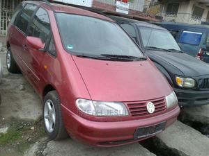 Volkswagen Sharan 2006 Red   Cars for sale in Lagos State, Apapa