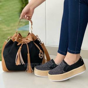 Ladies Platform Loafers | Shoes for sale in Lagos State, Ogudu