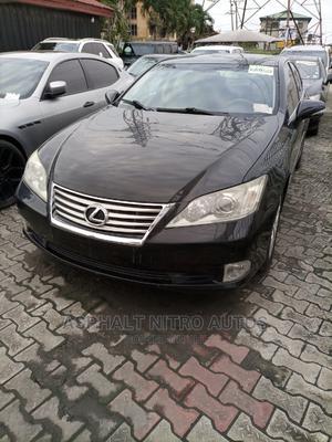 Lexus ES 2012 350 Black | Cars for sale in Lagos State, Ajah