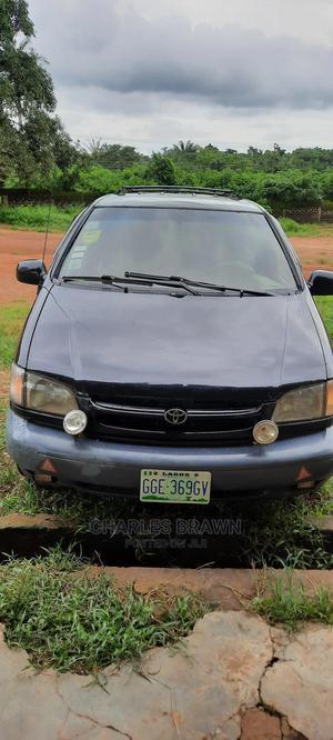 Toyota Sienna 1999 Black | Cars for sale in Ogun State, Ijebu