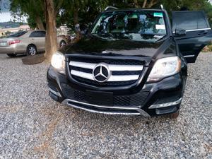 Mercedes-Benz GLK-Class 2013 Black | Cars for sale in Abuja (FCT) State, Gwarinpa
