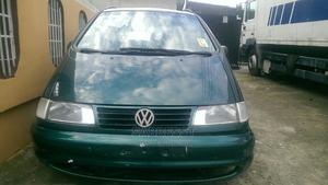 Volkswagen Sharan 1999 Green   Cars for sale in Lagos State, Isolo