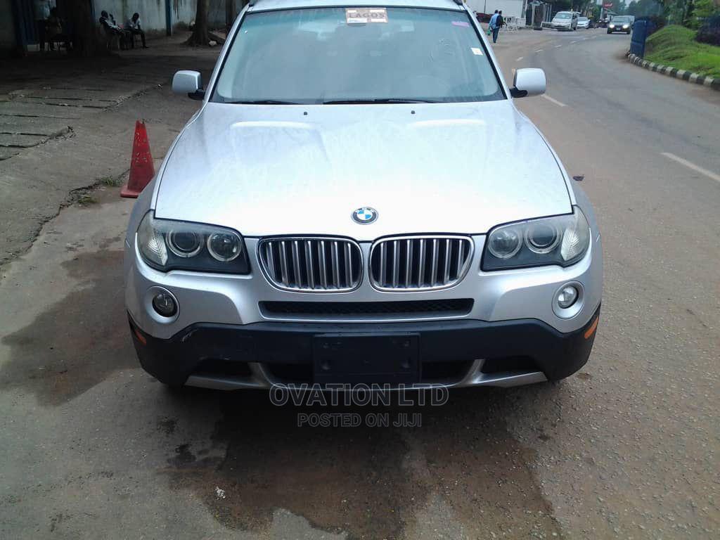 BMW X3 2003 3.0i Automatic Gray