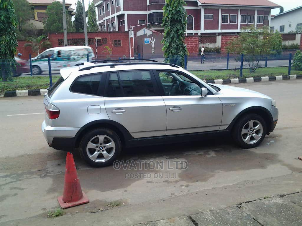 BMW X3 2003 3.0i Automatic Gray | Cars for sale in Abule Egba, Lagos State, Nigeria