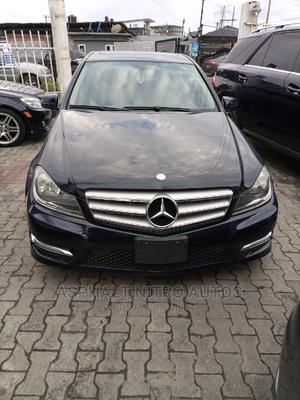 Mercedes-Benz C300 2012 Blue | Cars for sale in Lagos State, Ajah